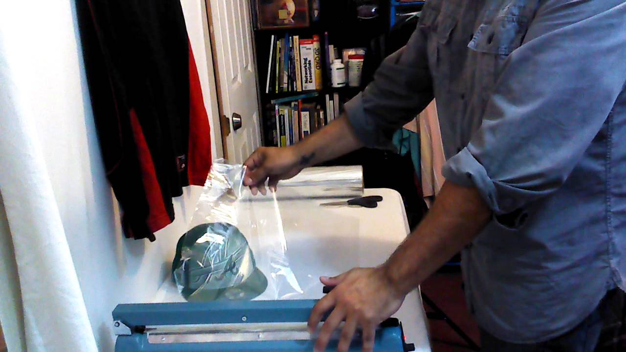 How To Ship A Baseball Cap The Resalerookie Way Youtube