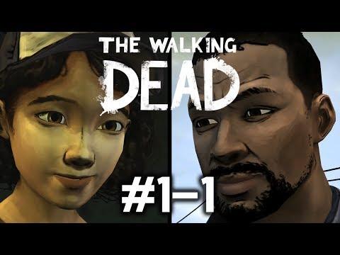 Nari Lives: The Walking Dead [#1-1] | STRESSFUL START