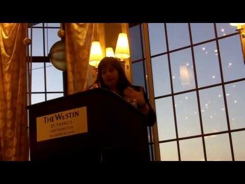 2013 Women Health Care Executives Woman of the Year Acceptance Speech: Elizabeth Edgerly, Ph.D.