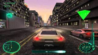 Midnight Club II  Walkthrough HD ENG/PL part 7 - Tokyo vol. 1 - Shing Ricky Haley (65,8% Game)