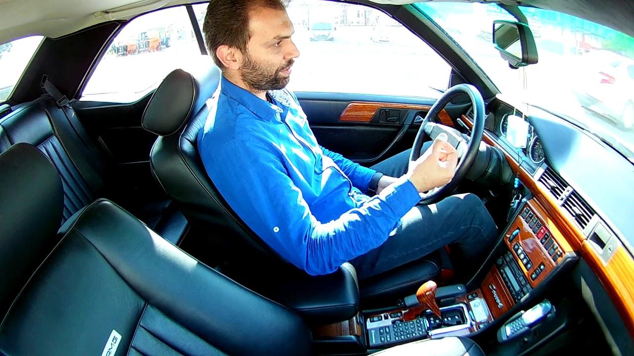 Mercedes W211-W203 722.6 Otomatik Şanzıman Resetleme (automatic transmission)