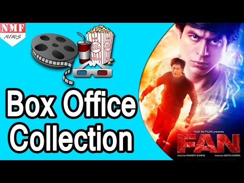 'FAN' Movie Box- Office Collection Till Now| Shah Rukh Khan,Maneesh Sharma Mp3