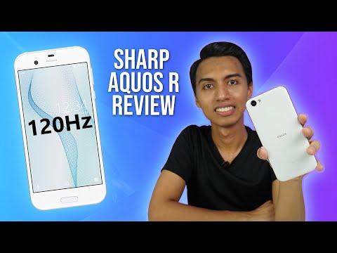 Sharp Aquos R, Skrin 120Hz Harga RM300! Guna Snapdragon 835, Boleh PUBG Smooth Extreme + HDR Ultra!