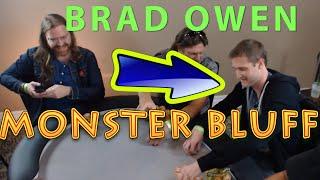 Poker Time: Brad Owen pulls off a MONSTER Bluff