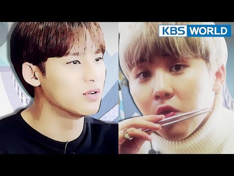 SEVENTEEN Mingyu & Seungkwan go to PyeongChang with only 100,000 won! [Battle Trip/2017.02.18]