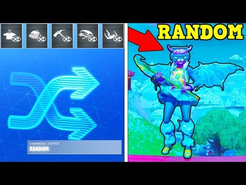10 RANDOM SKIN COMBOS! (Which Is The Best?) | Fortnite Battle Royale!
