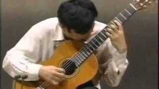 Kazuhito Yamashita -Unaccompanied Cello Suite No. 6  BWV 1012 I. Prélude