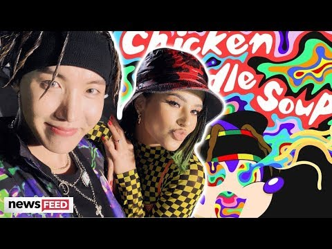 BTS' J-Hope & Becky G Face Backlash Over New Music Video!