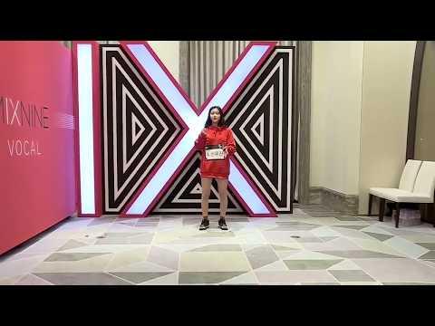 SHIN RYU JIN MIXNINE/JUST DANCE