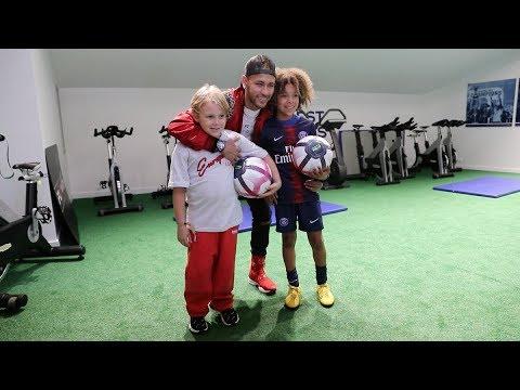 Neymar Jr & Rudy