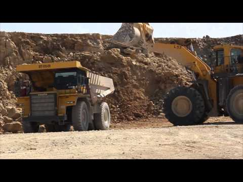 PT. Indocement Tunggal Prakarsa. Mining Division Video Profile.