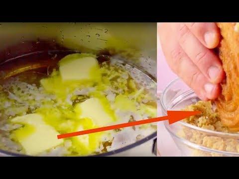 как готовить крем