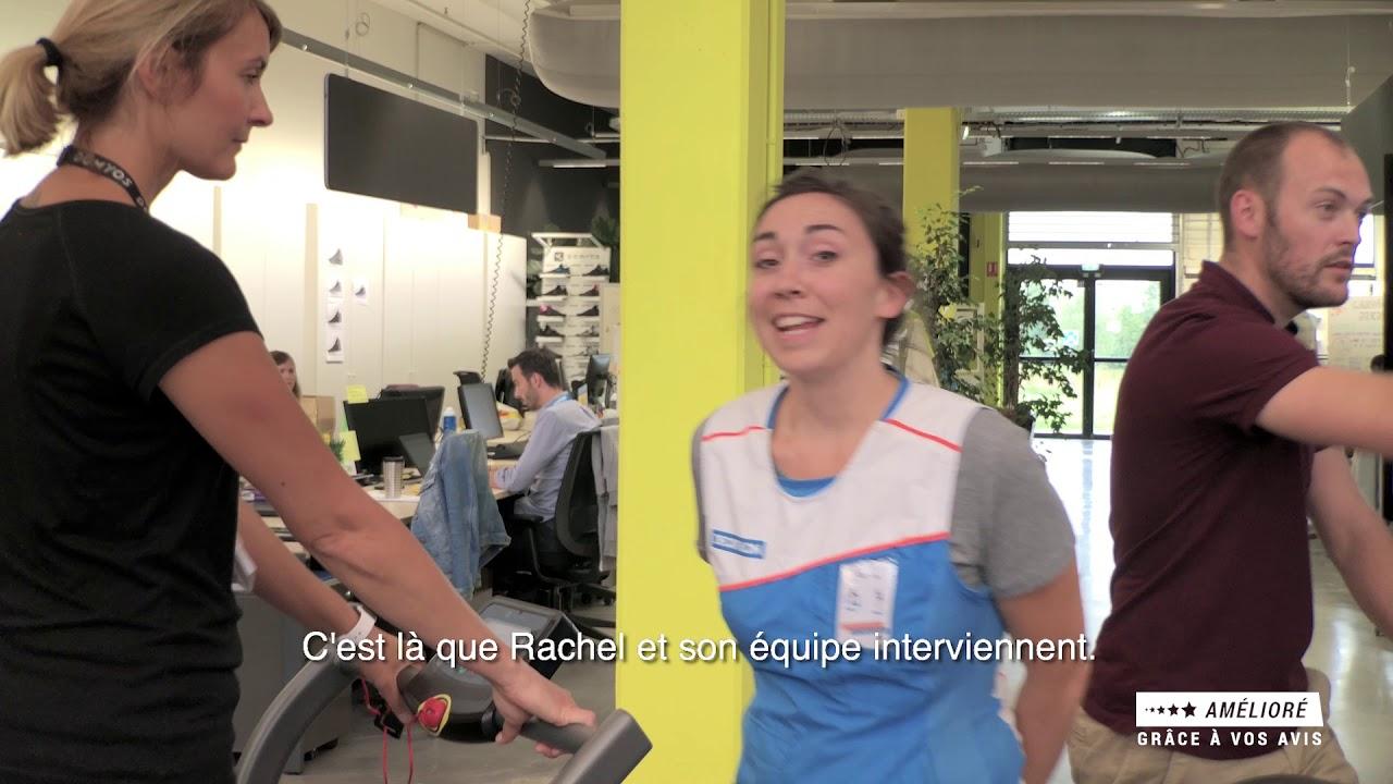 Amélioré Grâce à Vos Avis Tapis De Marche Walk500 Decathlon