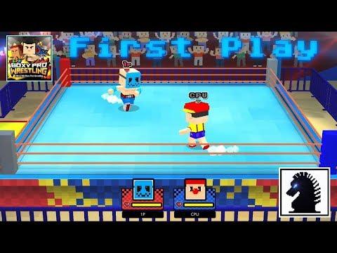 NS First Play - Chiki-Chiki Boxy Pro Wrestling