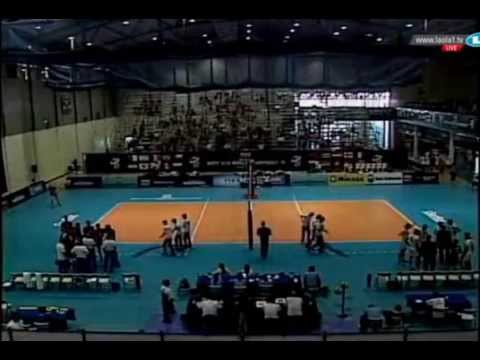Iran vs Russia (Semifinal) - 2013 FIVB Boys