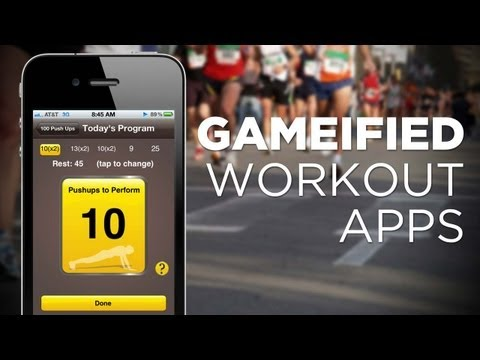 Top 4 Exercise Apps To Game Up Your Workouts!