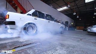 видео: Turbo and Nos Connexion Corolla KE70 2JZ