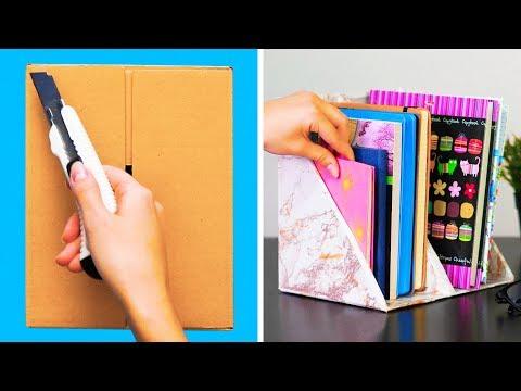 27 CARDBOARD BOXES IDEAS