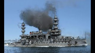 French Pre-Dreadnoughts - When Hotels go to War