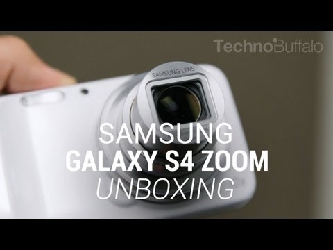 Samsung Galaxy S4 Zoom Unboxing!