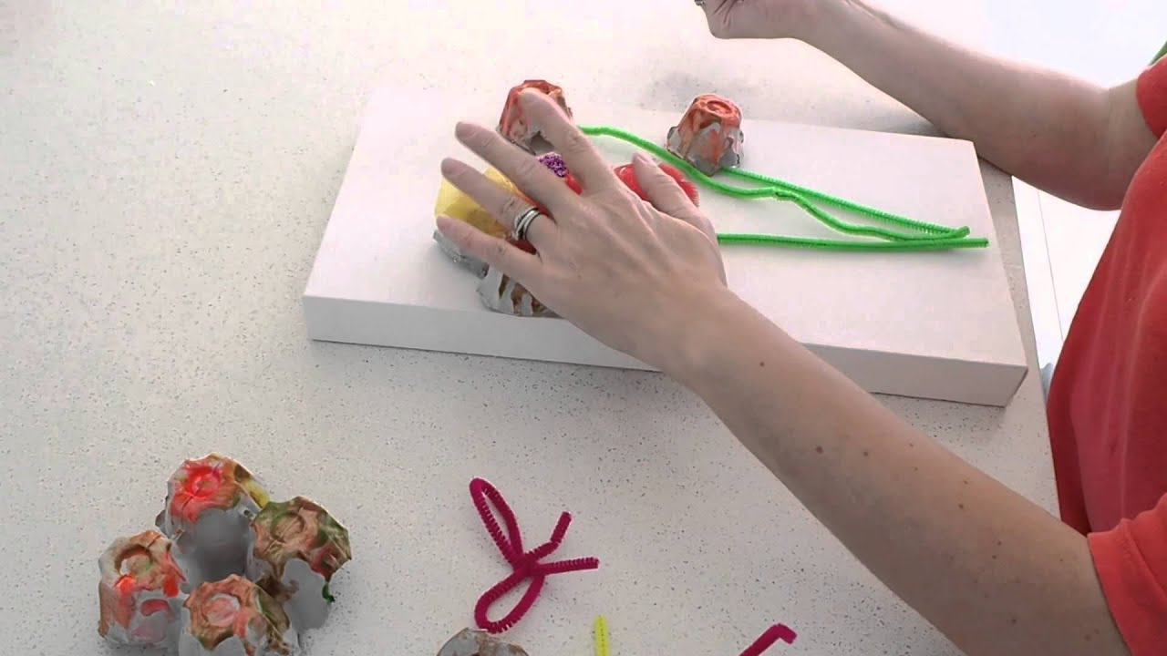 Mother S Day Craft Ideas For Toddlers Youtube
