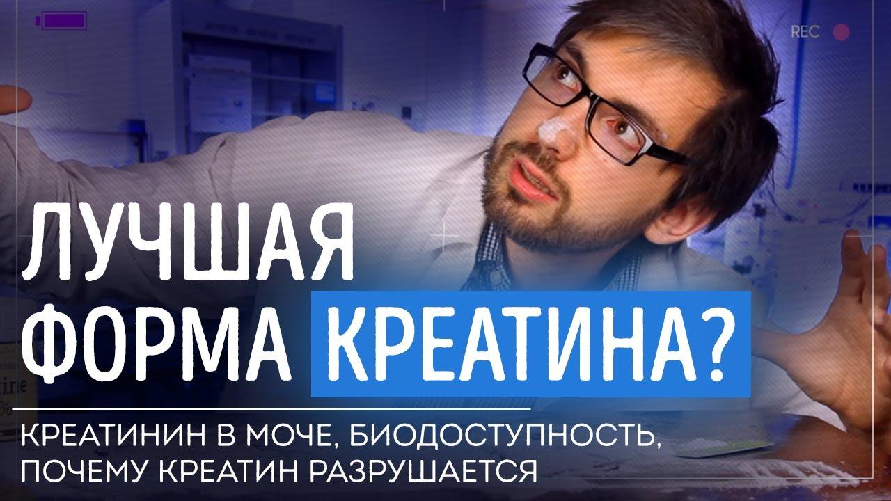 Анонс креатина. Рынок спортпита РФ. Эксперименты с креатином.