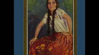 """MARCHETA"" - Bar Harbor Society Orchestra (1923) - Stars of the Silent Screen 3/7"