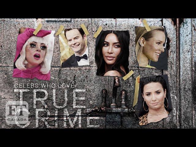Celebrities Who Love True Crime   TOP FIVE
