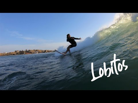 La vida en Lobitos (surf, cuarentena y relax)