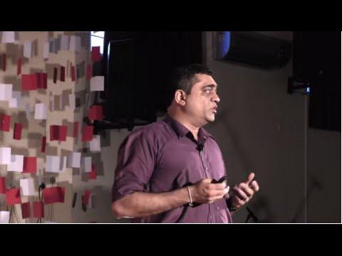 How I Re- Discovered Education-Design in Rural India.   Prasad Kantamaneni   TEDxVNRVJIET
