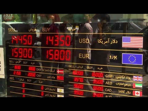 Living with Iran's currency slump