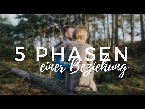 Die 5 Phasen einer Beziehung - So klappt die Langzeitbeziehung
