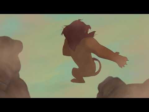 El Rey Leon - Muerte de Mufasa