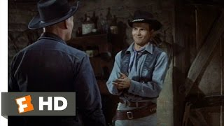The Magnificent Seven (4/12) Movie CLIP - Testing Chico (1960) HD