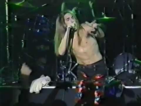Red Hot Chili Peppers 1990.01.26 - Japan - Kawasaki City - Club Citta Pro#1