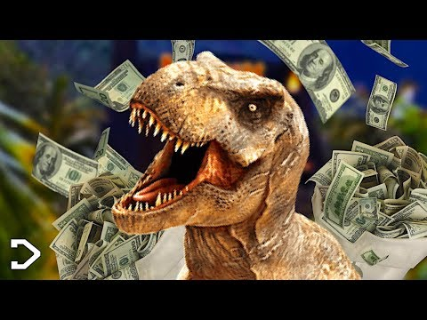How Much MONEY The Jurassic Park Franchise Has Made!