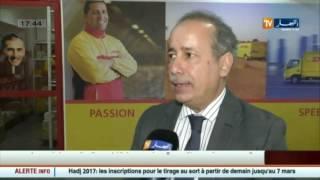 الجزائر..أفضل مؤسسة مشغلة لسنة 2017 DHL