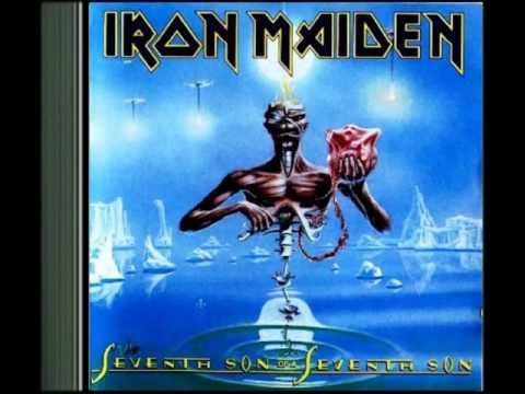 Iron Maiden - (1988) Seventh Son of a Seventh Son *Full Album*