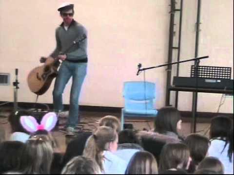 Beverley High School 6th form talent show. 2006 Part 1/2