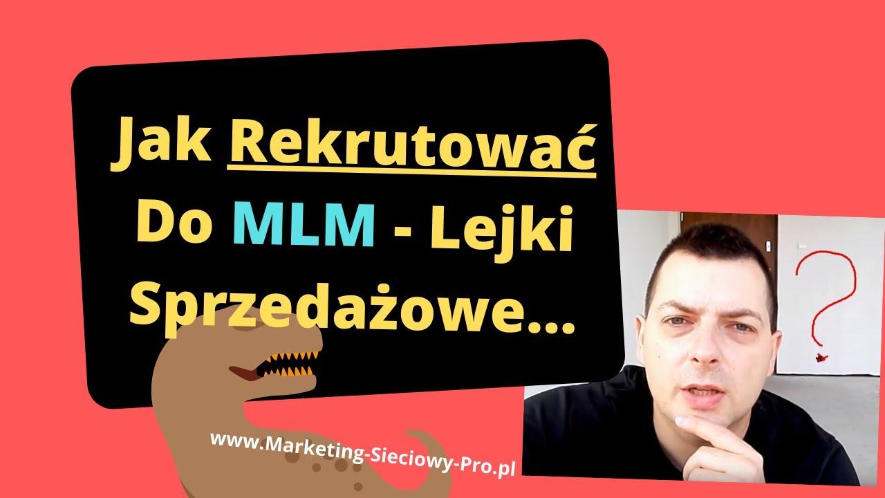 Jak Rekrutować Do MLM - Lejki Sprzedażowe!? Cz. 3 z 3