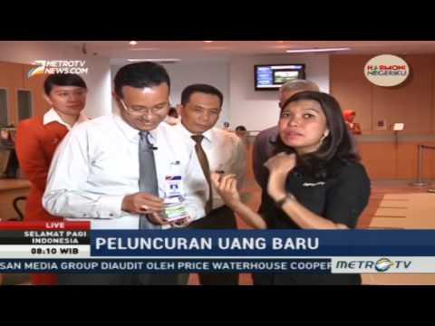 Liputan Metro TV di Bank Sumut di acara Selamat Pagi Indonesia