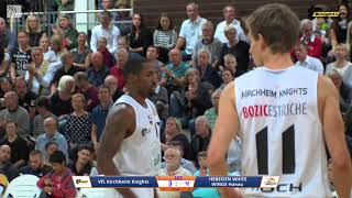 October 21st 2017 -  Kirchheim vs. Hanau - Chase Adams