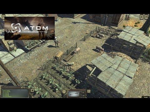 ATOM RPG - First Look
