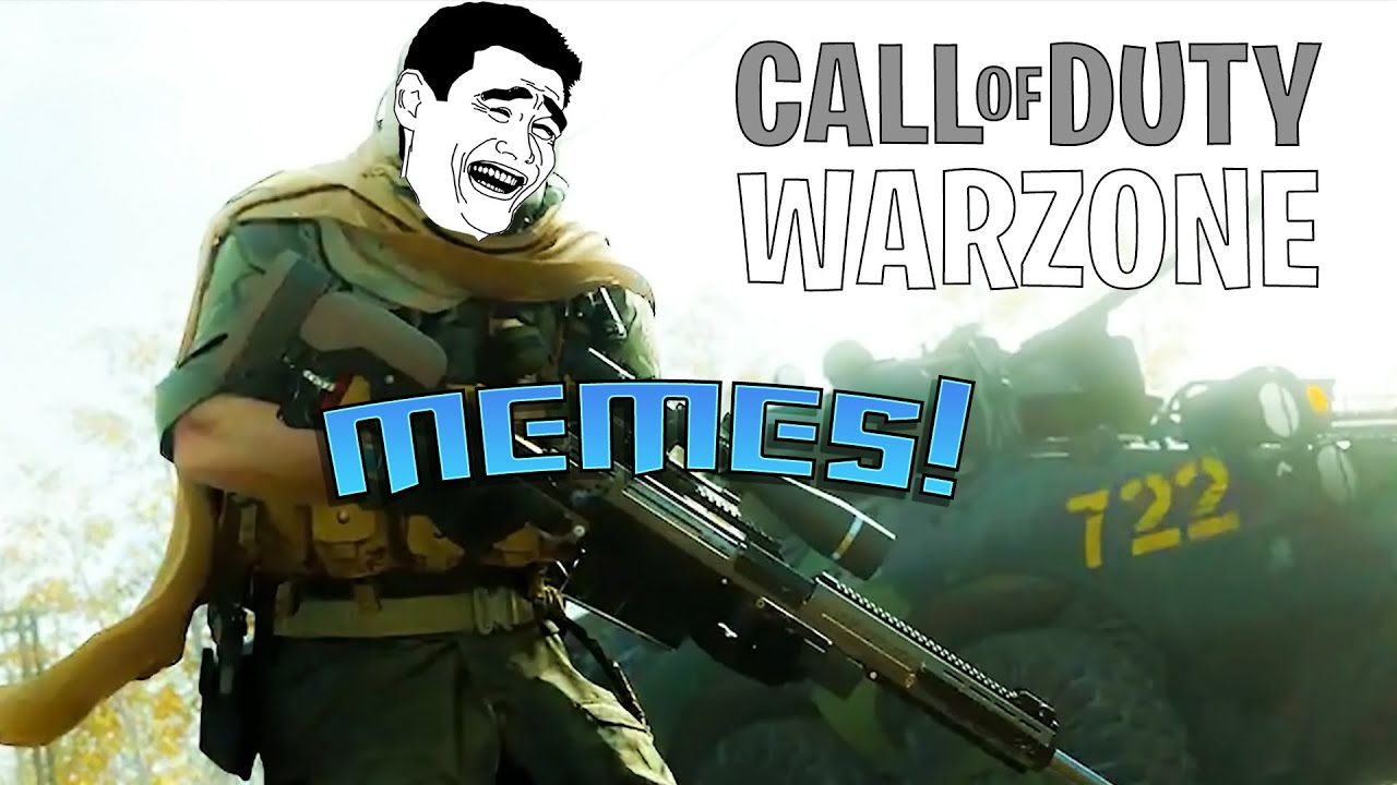 Cod Warzone Memes And Highlights 1 Call Of Duty Modern