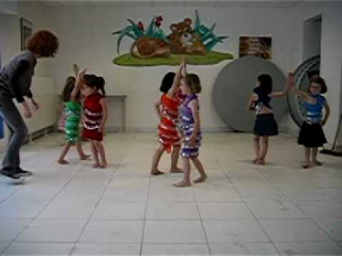 spectacle danse maghreb maternelle