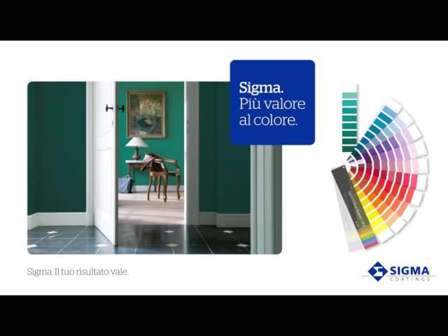 Sigma Colour System