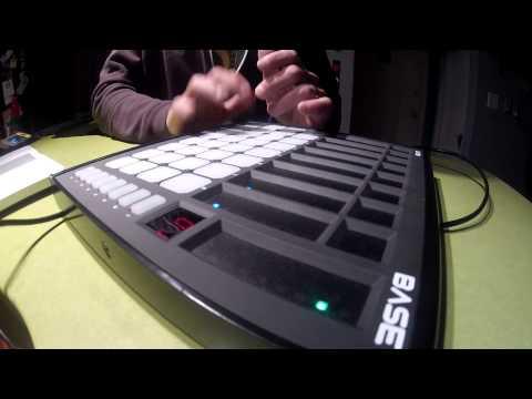 Tabla via the Livid Instruments Base [DJNSM]