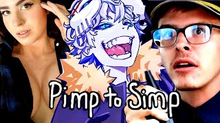 the man I looked up to most - pimp to simp (iDubbbz)