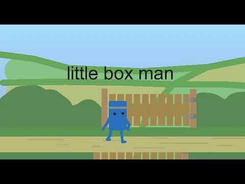 Little Box Man
