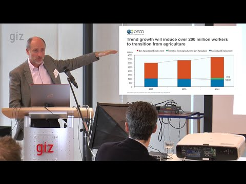Markets and Outlook: Global Agriculture - Presented by Jonathan Brooks